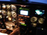 Turbulences en Cessna 210